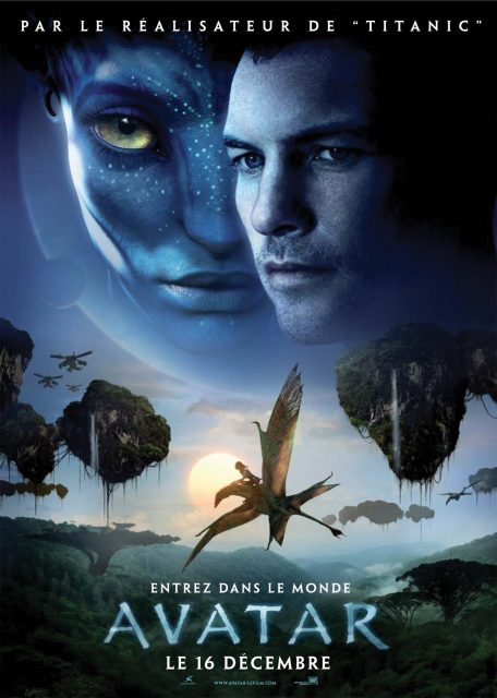 Affiche Poster Avatar disney fox