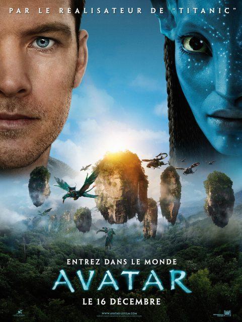 Affiche Poster Avatar disney fox
