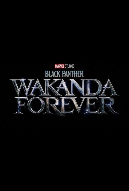 affiche poster black panther wakanda forever disney marvel