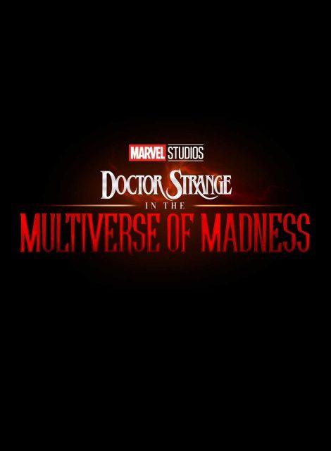 Affiche Poster doctor strange multiverse madness disney marvel