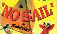 Affiche Poster donald dingo goofy no sail marins disney