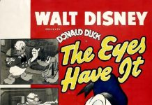 Affiche Poster donald fakir eyes have disney