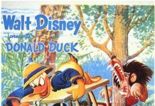 Affiche Poster donald ramenez vivant Frank Duck brings back Alive disney