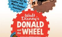 Affiche Poster donald roue wheel disney