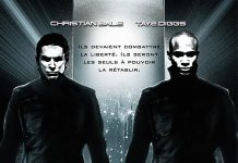 Affiche Poster equilibrium disney dimension