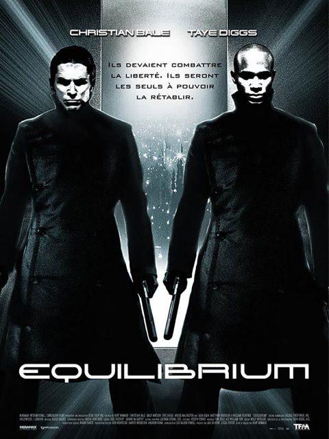 Affiche Poster equilibrium disney dimension
