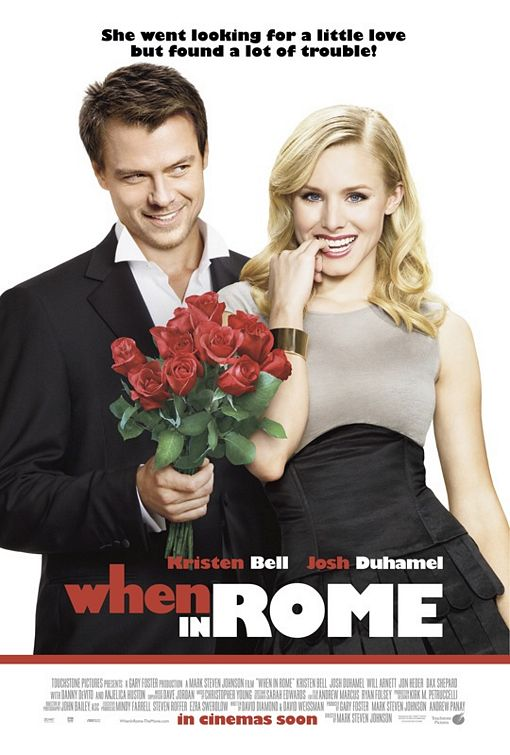 Affiche Poster était rome when disney touchstone