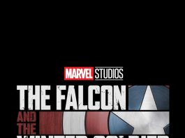 Affiche Poster falcon winter soldier disney marvel