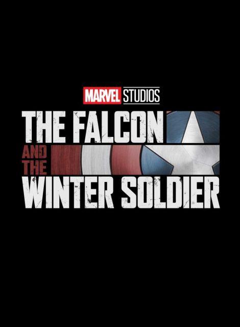 Affiche Poster falcon winter soldier disney marvel