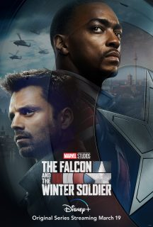 affiche poster falcon soldat hiver winter soldier disney marvel