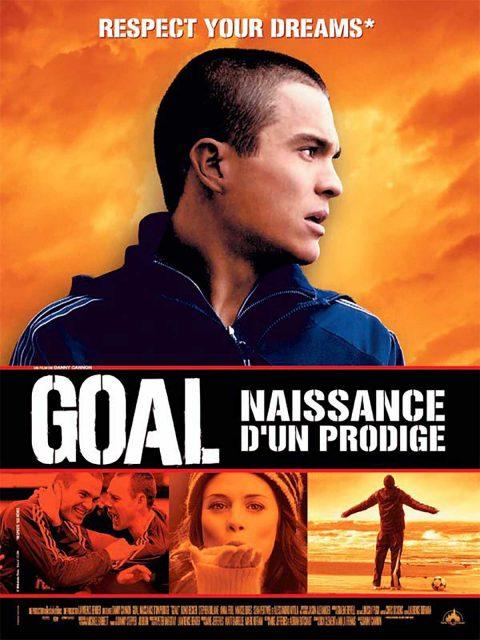 Affiche Poster goal naissance prodige dream begins disney touchstone