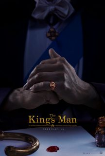 Affiche Poster king man premiere mission disney fox