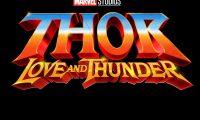 Affiche Poster thor love thunder disney marvel