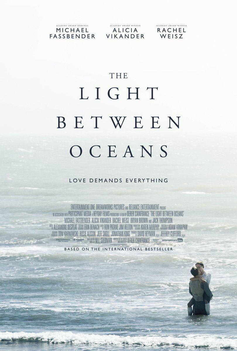 Affiche Poster vie entre deux océans life between oceans disney touchstone