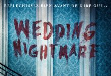 Affiche Poster wedding nightmare ready not disney fox