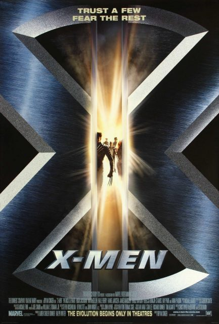 Affiche Poster x-men disney marvel fox