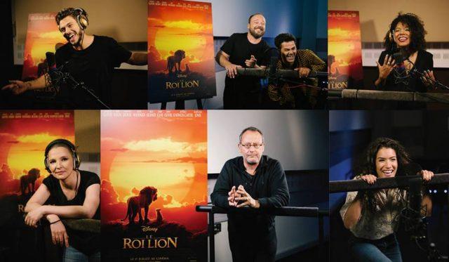 casting roi lion disney