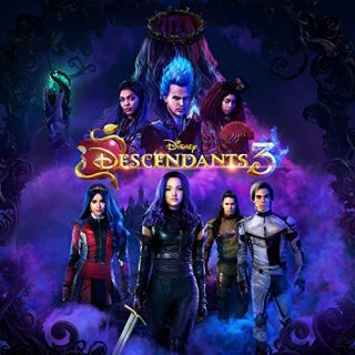bande originale soundtrack ost score descendants 3 disney channel