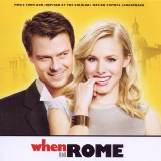 bande originale soundtrack ost score était rome when disney touchstone