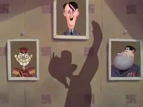 Image der fuehrer face disney donald