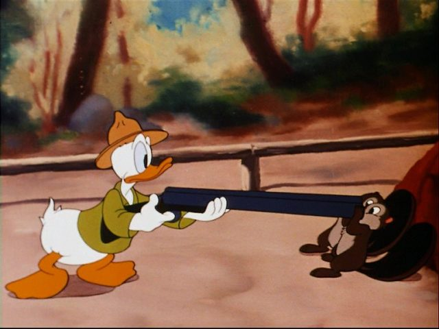 Image vieux sequoia old disney donald