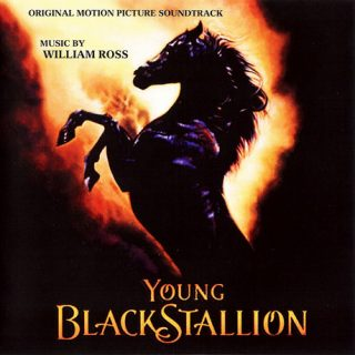 bande originale soundtrack ost score légende étalon noir young black stallion disney