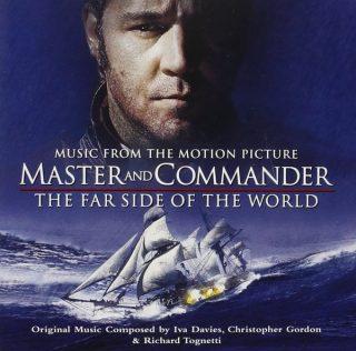bande originale soundtrack ost score master commander autre côté monde far side world disney fox miramax