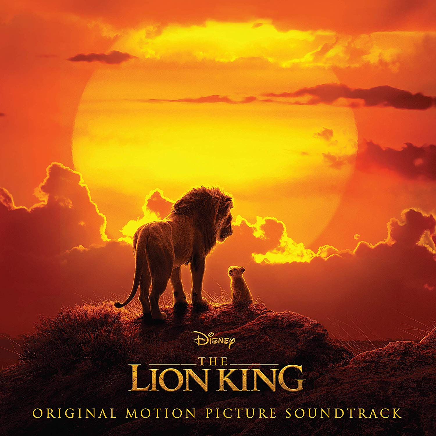 bande originale soundtrack ost score roi lion king film disney