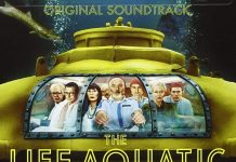 bande originale soundtrack ost score vie aquatique life aquatic steve zissou disney touchstone