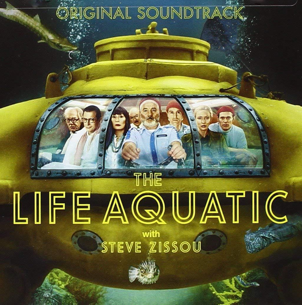 bande originale soundtrack ost score vie aquatique life aquatic steve zissou disney touchstone