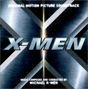 bande originale soundtrack ost score x-men disney marvel fox