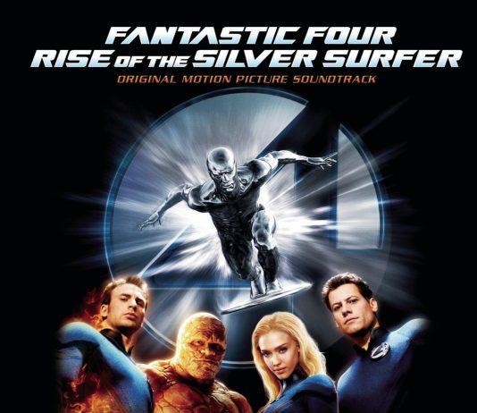 bande originale soundtrack ost score 4 fantastiques four fantastic surfeur argent silver surfer rise disney fox marvel