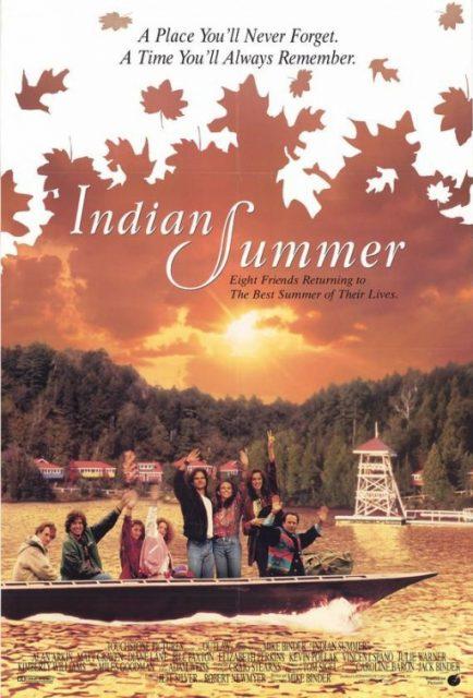 Affiche Poster été indien indian summer disney touchstone