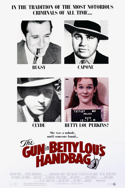 Affiche Poster flingue gun betty lou handbag disney touchstone