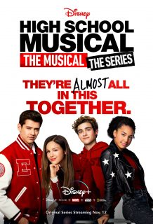 Affiche Poster high school musical series disney+