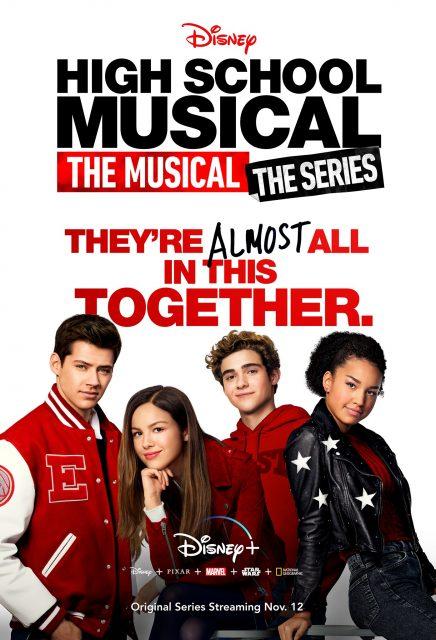 Affiche Poster high school musical series disney +