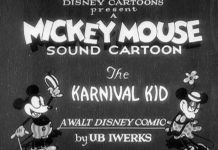 Affiche Poster karnival kid disney mickey