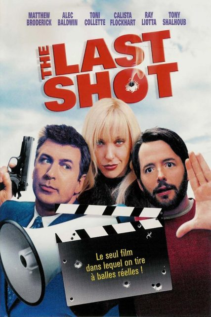 Affiche poster the last shot disney touchstone