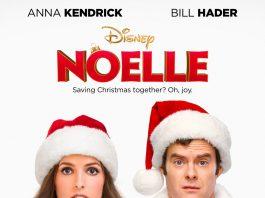 Affiche Poster Noelle disney plus