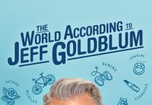 Affiche Poster world according jeff goldblum disney +