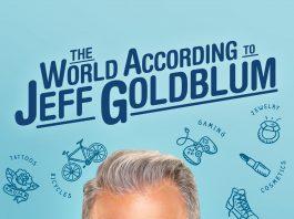 Affiche Poster world according jeff goldblum disney +