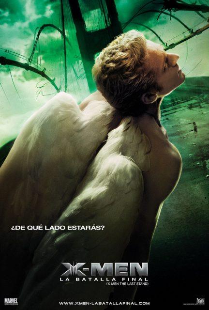 Affiche Poster x-men affrontement final last stand disney marvel fox