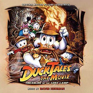 bande originale soundtrack ost score bande piscou ducktales trésor lampe perdue treasure lost lamp disney disneytoon