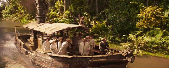 Capture jungle cruise disney