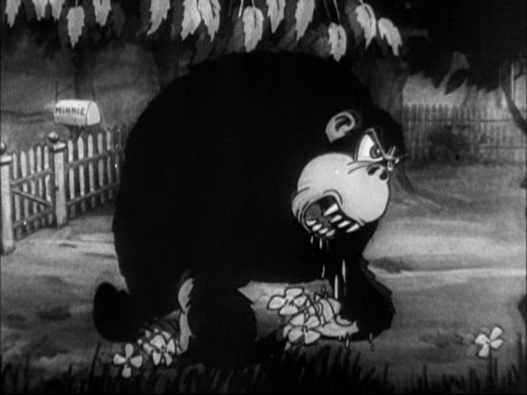 image gare gorille gorilla mystery disney mickey