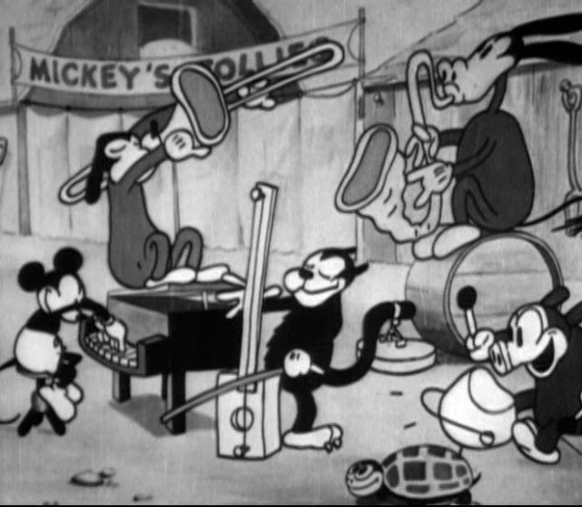 Image mickey folies follies disney