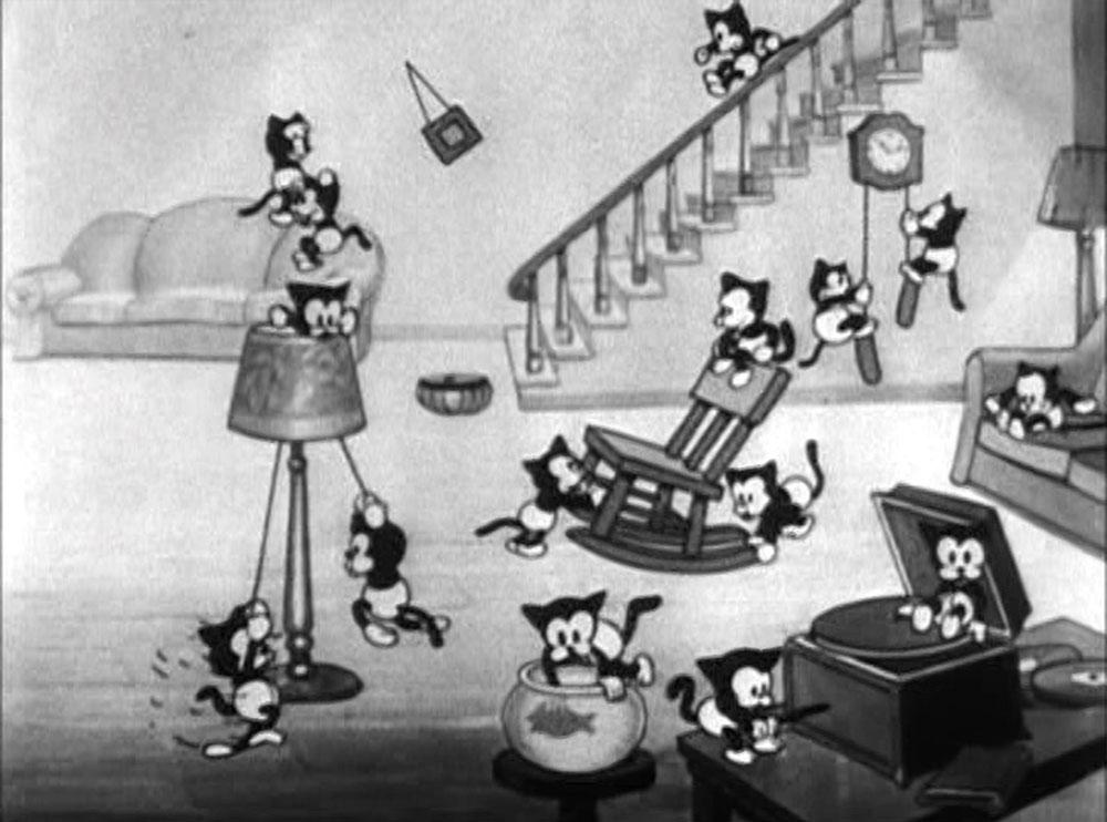 Image orphelins mickey orphans disney