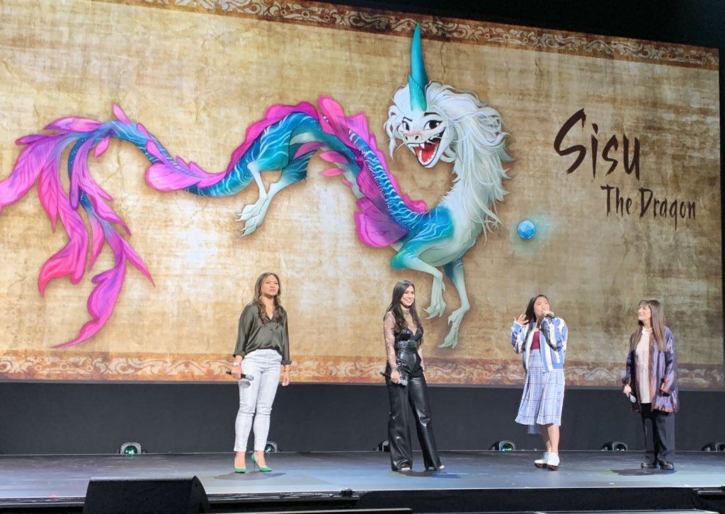 Image raya last dragon disney