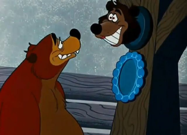 Image rugged bear disney donald