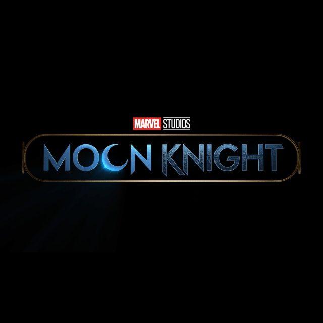 logo moon knight disney+ marvel